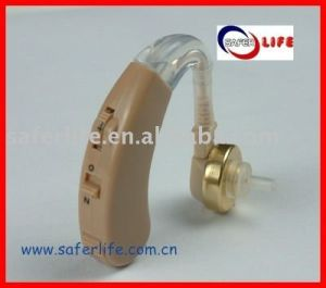 Adjustable Tone Bte Ear Sound Amplifier Hearing Aid Aids pictures & photos