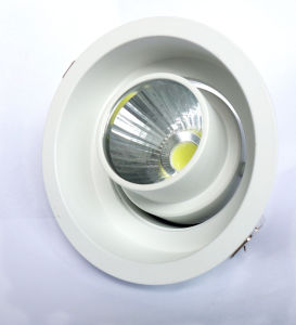15W 360degree Rotatable COB LED Spotlight pictures & photos