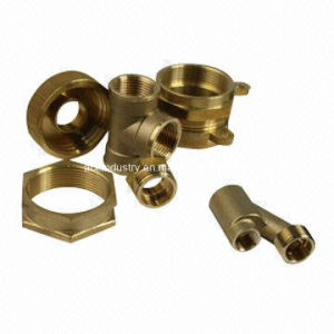 Brass Fitting Elbow for Heating System pictures & photos