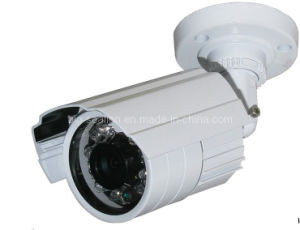 IR Weatherproof Security CCTV Camera with 800 Tvl CMOS CE/FCC Approved