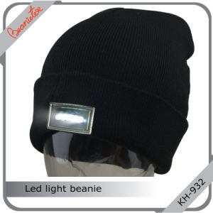 LED Light Beanie