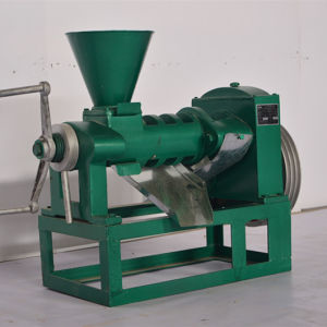 Smallest Peanuts Oil Mill Machine pictures & photos