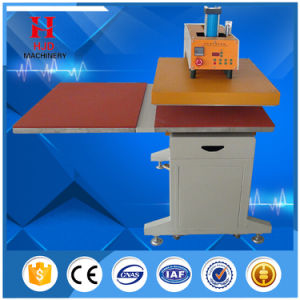 Automatic Heat Transfer Machine Automatic Pneumatic/Hydraulic Heat Press Machine pictures & photos