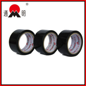 Adhesive Black Customized Logo and Color BOPP Packing Tape pictures & photos