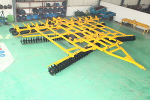 Joint Tillage Machine (1LZ-9.6) pictures & photos