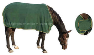 350g Poly Fleece Rug, Horse Rug (RG-N09) pictures & photos