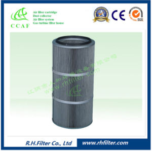 Ccaf Polyester Anti-Static Cartridge Filter for Dust Collector pictures & photos