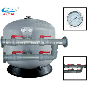 Fiberglass Laminated Polyester Swimming Pool Sand Filters pictures & photos
