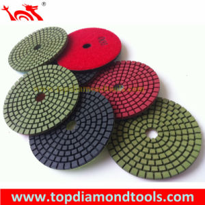 Diamond Wet Polishing Pads pictures & photos