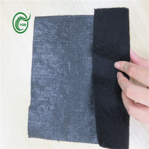 Pb2814 PP Fleeced Backing for Carpet with Black pictures & photos