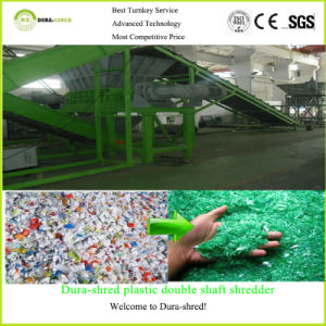 Dura-Shred PP PE Plastic Recycling Shredder Machine (TSD1340) pictures & photos