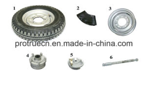 Tricycle Spare Parts of Muffler Components (SP-SP-04) pictures & photos