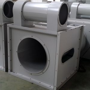 Ventilation Machine Sheet Metal Body pictures & photos
