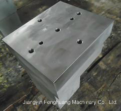 Forging Open Die Stainless Steel Forged Bar pictures & photos