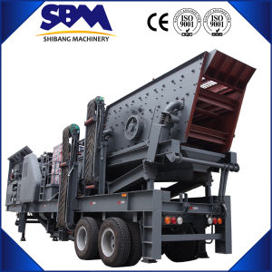 2018 Factory Supply Price for Mobile Stone Crusher pictures & photos
