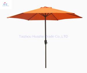 9ft (2.7m) Crank Umbrella with Tilt Patio Umbrella Sunshade Umbrella Garden Umbrella Outdoor Umbrella Cheap Umbrella pictures & photos
