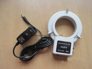 LED-60t-B 60PCS LED Microscope Ring Light with Brightness 100% Adjustable pictures & photos