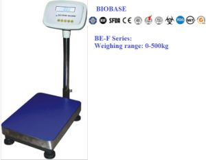 Biobase Be-F Series Large Scale Electronic Balance with 0-500kg pictures & photos