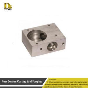 High Precision CNC Machined Aluminum Parts pictures & photos