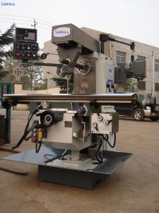 Milling Machine Xw6036A Xw6036b pictures & photos