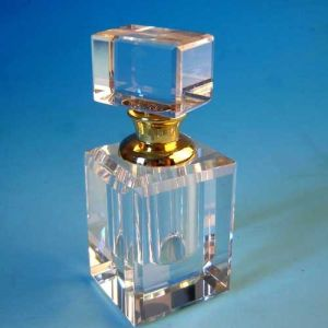 Car Perfume Bottle Crystal Glass Material (JD-QSP-120) pictures & photos