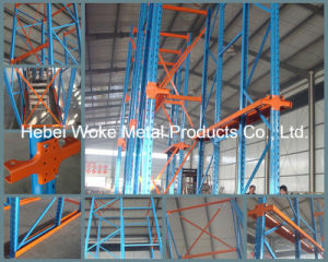 Industrial Heavy Duty Drive Through Pallet Rack Systems pictures & photos