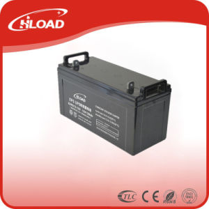 12V120ah AGM Gel Deep Cycle Power Battery pictures & photos