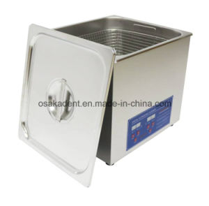 19L Digital Timing Belt Heating Control Dental Ultrasonic Cleaner pictures & photos