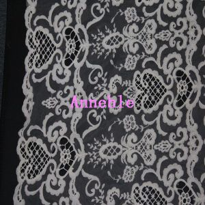 Fashion Micro Fiber Lace Fabric for Dress