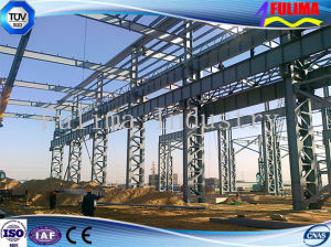 Hot Sale Steel Structure Building for Factory (FLM-003) pictures & photos