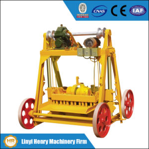 Qmy4-45 Mobile Cement Block Maker Cheap Price pictures & photos