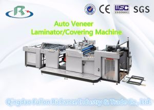 Low Price Automatic Veneer & Laminating & Covering Machine pictures & photos
