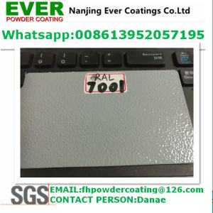 Electrostatic Painting Gun Ral7001 Powder Coating pictures & photos