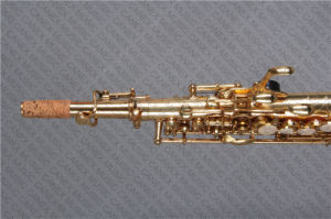 Entry-Level/Straight Soprano Saxophone (SASS-L) pictures & photos