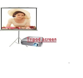 Projector & Equipment Projector & Screen Projector Screen Projection Screen pictures & photos