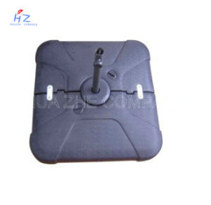 Hz-Dz28 Plastic Base Can Injet Water Fit for Garden Umbrella Base Outdoor Umbrella Base Parasol Base Patio Base Sun Umbrella Base pictures & photos