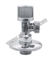L Type Male Brass Two Way Angle Valve pictures & photos