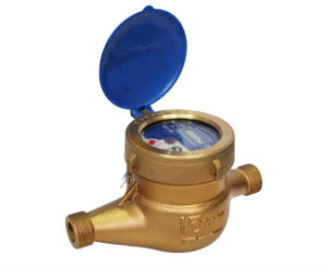 Multi-Jet Wet-Dial Liquid Sealed Water Meter (LXSY-15E)