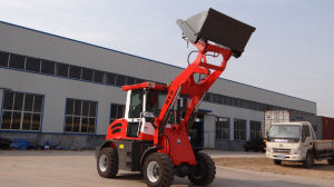 Compact Wheel Loader CE Zl15f pictures & photos