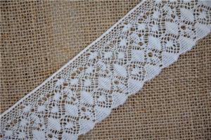 New Design Cotton Crochet Lace for Garment pictures & photos