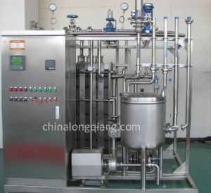 Automatic Pasteurized Milk Plate Pasteurizer pictures & photos