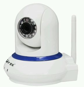 HD 720p Wireless IP Camera with TF Card Slot pictures & photos