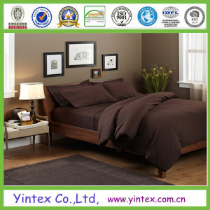 1500tc Series Winkle Free Microfiber Bed Sheets pictures & photos