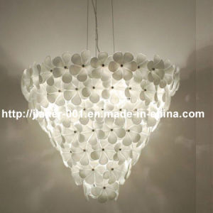 Nice Flower Big Chandelier Pendant Lighting with Glass Shade pictures & photos