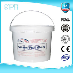 Industrial Equipments Tools Cleaning Wet Wipe pictures & photos