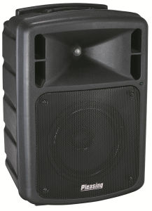 Trolley Plastic Box PA Speaker Power Amplifier Pl-10 pictures & photos