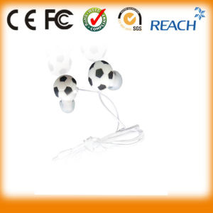 Fashionalble Customized Earphones Cute PVC Earbuds pictures & photos