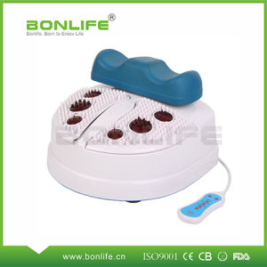 2014 New Electromagnetic Wave Pulse Infrared Vending Vibrating Electric Vibration Foot Massager pictures & photos