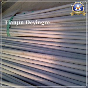 Stainless Steel ERW Round Pipe 304 pictures & photos