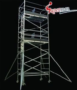 L1.45 X W2.5 Series Aluminum Scaffolding Tower pictures & photos